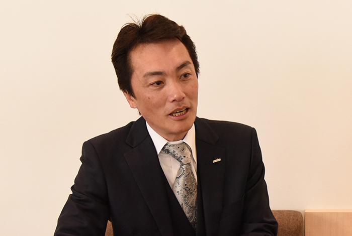 代表取締役 滝澤弘樹